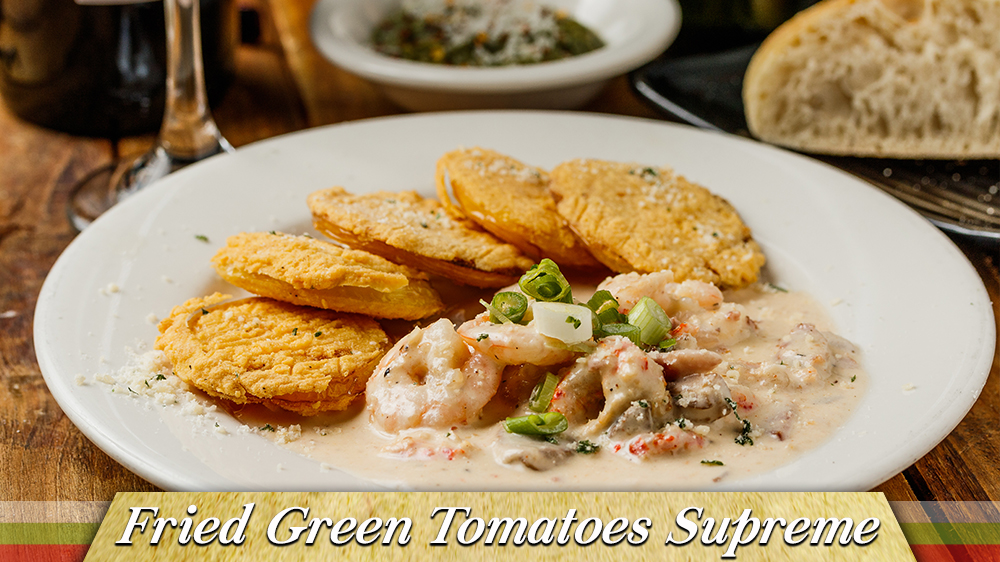 Fried Green Tomatoes Gulfport