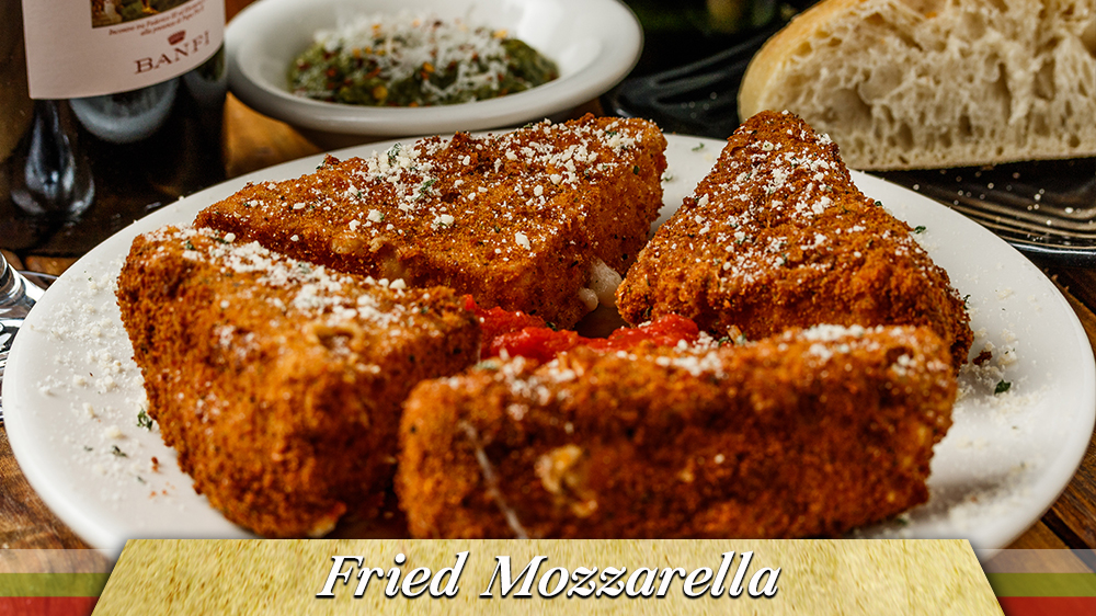 Fried Mozzarella Gulfport