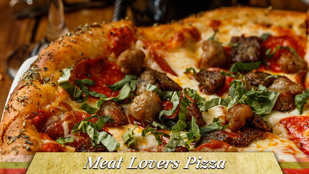 Meat Lovers Pizza Gulfport