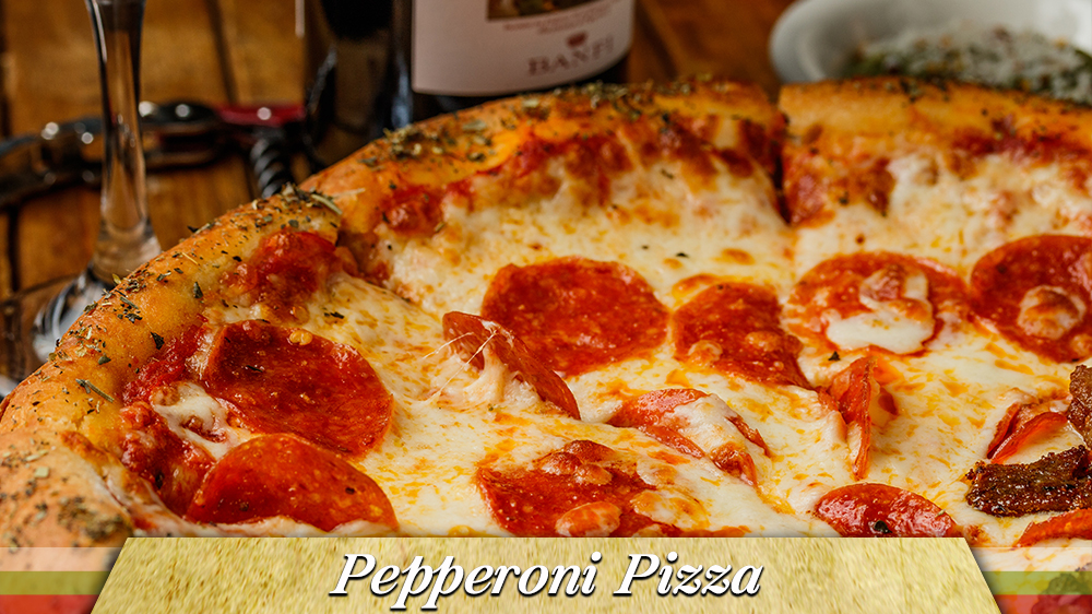 Pepperoni Pizza Gulfport