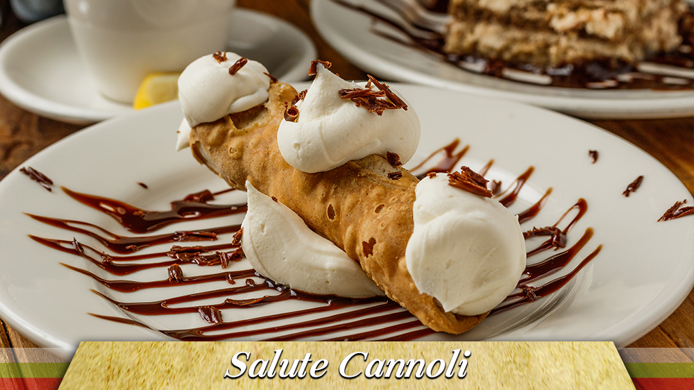 Salute Cannoli Gulfport